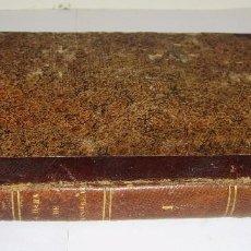 Libros antiguos: LA DAMA DE MONSOREAU. ALEJANDRO DUMAS. 1847. Lote 85067792