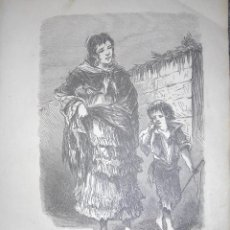 Libros antiguos: DOS NOVELAS DE MANUEL FERNÁNDEZ GONZÁLEZ - EL ALJIBE DE LA GITANA - LOS TENORIOS DE HOY - 1872. Lote 85471648