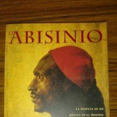 Libros antiguos: EL ABISINIO DE JEAN CHRISPHE RUFIN. ED. PUNTO DE LECTURA. Lote 89576060