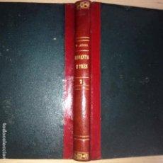 Libros antiguos: NOVENTA Y TRES - VICTOR HUGO - TOMO II - NOVELA HISTORICA TRAD. FRDEZ CUESTA -1874 1ª EDIC.. Lote 90405944