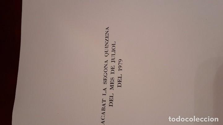 Libros antiguos: Tirant lo Blanc. Volum I - Manuel Boix Gravados. - Foto 7 - 90547710