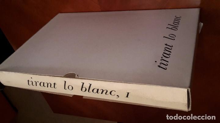 Libros antiguos: Tirant lo Blanc. Volum I - Manuel Boix Gravados. - Foto 10 - 90547710