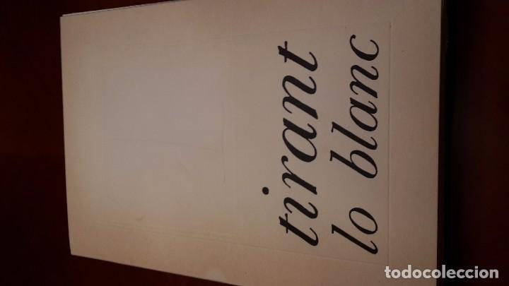 Libros antiguos: Tirant lo Blanc. Volum I - Manuel Boix Gravados. - Foto 11 - 90547710