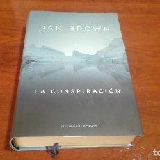 Libros antiguos: LA CONSPIRACIÓN DE DAN BROWN. Lote 90661310