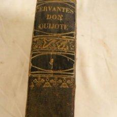 Libros antiguos: EL INGENIOSO HIDALGO DON QUIJOTE DE LA MANCHA DE MIGUEL DE CERVANTES. Lote 90942450