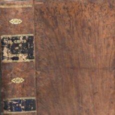 Libros antiguos: CARLOS MENDOZA : EL GRITO DE INDEPENDENCIA - 2 TS. EN UN VOL.(MOLINAS, 1881) CON 23 CROMOLITOGRAFÍAS. Lote 91746035