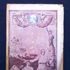 Libros antiguos: ANTE LA AVALANCHA. JUAN SIN TIERRA. PROGRESO Y MISERIA.LIBRO CON PRÓLOGO DE JULIO SENADOR GÓMEZ.1919. Lote 94753315