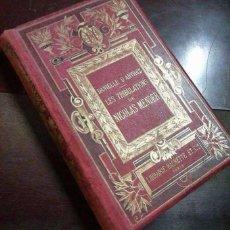 Libros antiguos: LAS TRIBULACIONES DE NICOLAS MENDER 1894. Lote 94950731