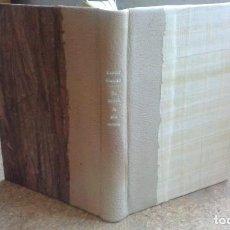 Libros antiguos: LA NOVELA DE UNA MOMIA (1972) / TEÓFILO GAUTIER. ENCUADERNADO EN PIEL Y PAPIRO.. Lote 95196951
