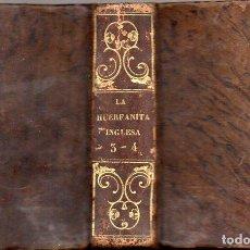 Libros antiguos: LA PLACE : LA HUERFANITA INGLESA O LA HISTORIA DE CARLOTA SUMMERS TOMO III-IV (OLIVA, 1842). Lote 96538827