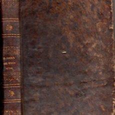 Libros antiguos: MANUEL IBO ALFARO : EL JARDÍN DEL BELLO SEXO - TRILOGÍA (1860) CON GRABADOS. Lote 97480835