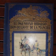 Livres anciens: DON QUIJOTE. Lote 97726955