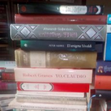 Libros antiguos: LOTE 30 LIBROS NOVELA HISTÓRICA. Lote 98942751