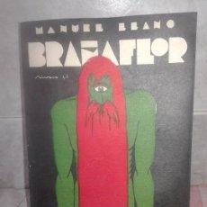 Libros antiguos: BRAÑAFLOR LIBRO DE MANUEL LLANO.. Lote 99315307