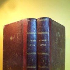 Libros antiguos: CID RODRIGO DE VIVAR (EL CID CAMPEADOR). FERNÁNDEZ Y GONZÁLEZ, MANUEL. URBANO MANINI ED 1875. Lote 100336339