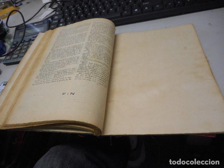 Libros antiguos: libro luis candelas el bandido aristocrata creo sobre 1890 16 cuadernos en un tomo - Foto 3 - 100368511