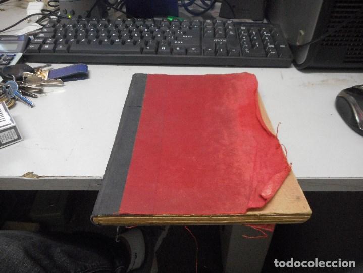 Libros antiguos: libro luis candelas el bandido aristocrata creo sobre 1890 16 cuadernos en un tomo - Foto 4 - 100368511
