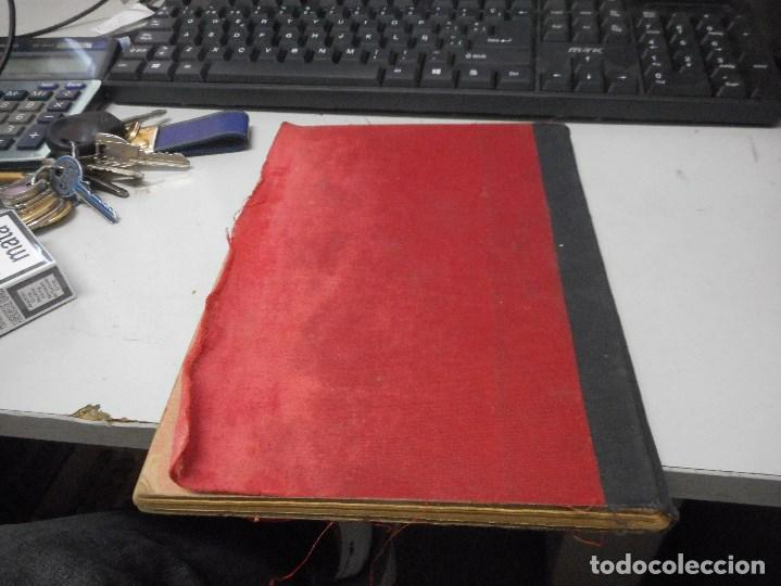 Libros antiguos: libro luis candelas el bandido aristocrata creo sobre 1890 16 cuadernos en un tomo - Foto 5 - 100368511