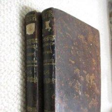 Libros antiguos: UNA CONSPIRACIÓN EN TIEMPO DE LUIS XIII POR EL CONDE ALFREDO DE VIGNY, 1839 PLENA PIEL, 1ª EDICIÓN. Lote 101218211
