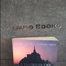 Libros antiguos: LA PROMESA DEL ANGEL. FREDERIC LENOIR Y VIOLETTE CABESOS.. Lote 101292507
