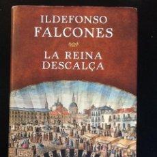 Libros antiguos: LA REINA DESCALÇA - IDELFONSO FALCONES . Lote 101303035