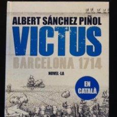 Libros antiguos: VICTUS. BARCELONA 1714.. Lote 101303291
