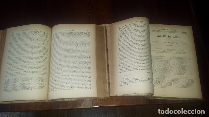Libros antiguos: Orígenes de la Novela. Menéndez y Pelayo. Colección Completa (4 vol) N. Biblioteca Autores Españoles - Foto 6 - 182182852