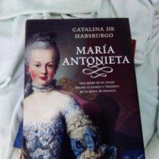 Libros antiguos: LIBRO HISTORIA BIOGRAFIA MARIA ANTONIETA. Lote 102320979