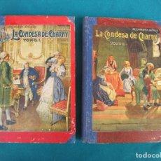 Libros antiguos: LA CONDESA DE CHARNY, ALEJANDRO DUMAS, 1935. Lote 102393243