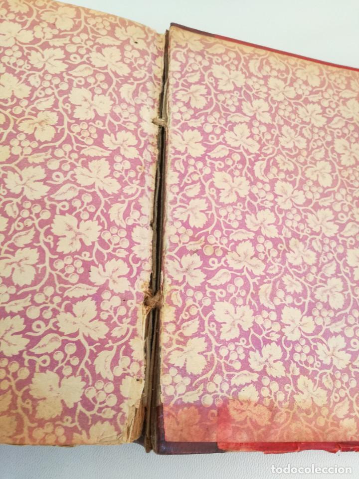 Libros antiguos: 1901: LA HUÉRFANA DE LA JUDERÍA - PASIONES Y DELITOS - DOS OBRAS DE CAROLINA INVERNIZIO - Foto 10 - 103228143
