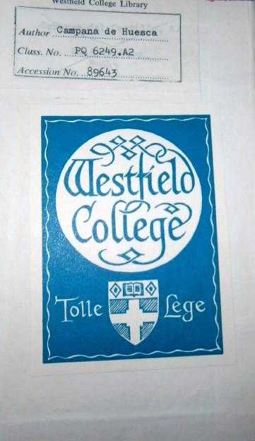 Libros antiguos: La campana de Huesca por Antonio Cánovas del Castillo de Tipografía Manuel G. Hernández, Madrid 1886 - Foto 3 - 106534259