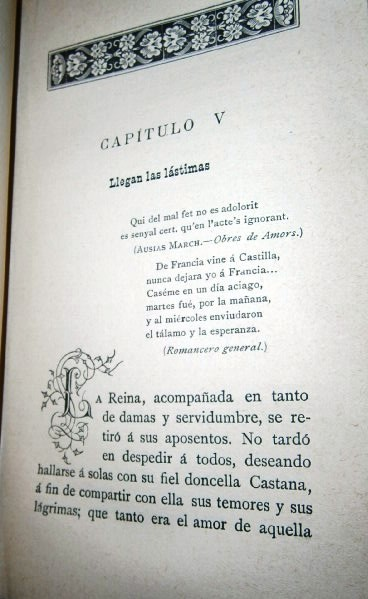 Libros antiguos: La campana de Huesca por Antonio Cánovas del Castillo de Tipografía Manuel G. Hernández, Madrid 1886 - Foto 4 - 106534259