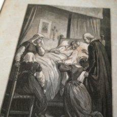 Libros antiguos: MIGUEL DE CERVANTES SAAVEDRA, EL PRINCIPE DE LOS INGENIOS (1876) - M. FER. LÁMINAS - EUSEBIO PLANAS. Lote 106575258