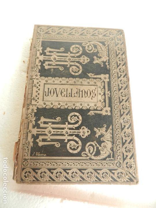 OBRAS ESCOGIDAS DE D. GASPAR MELCHOR DE JOVELLANOS TOMO II BIBLIOTECA CL. ESPAÑOLA 1885. (Libros antiguos (hasta 1936), raros y curiosos - Literatura - Narrativa - Novela Histórica)