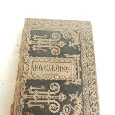 Libros antiguos: OBRAS ESCOGIDAS DE D. GASPAR MELCHOR DE JOVELLANOS TOMO II BIBLIOTECA CL. ESPAÑOLA 1885. . Lote 106797919