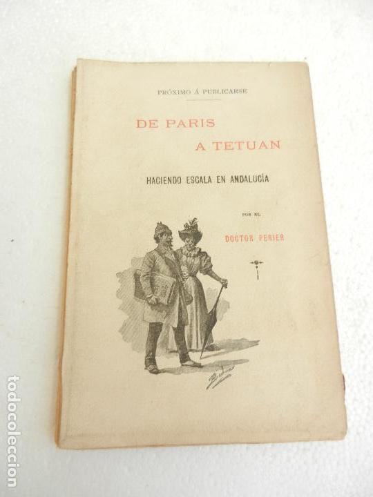 Libros antiguos: LOS MOROS DE GRANADA FLORIAN PROLOGO DR. PERIER SEGUNDA EDICIÓN LIB FERNANDO FÉ MADRID AÑO 1897. - Foto 3 - 107020927