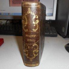 Libros antiguos: INEDITO Y PRECIOSO LIBRO 1857 IMPRESO EN LA HABANA EN PIEL MUY BUEN ESTADO. Lote 110128907