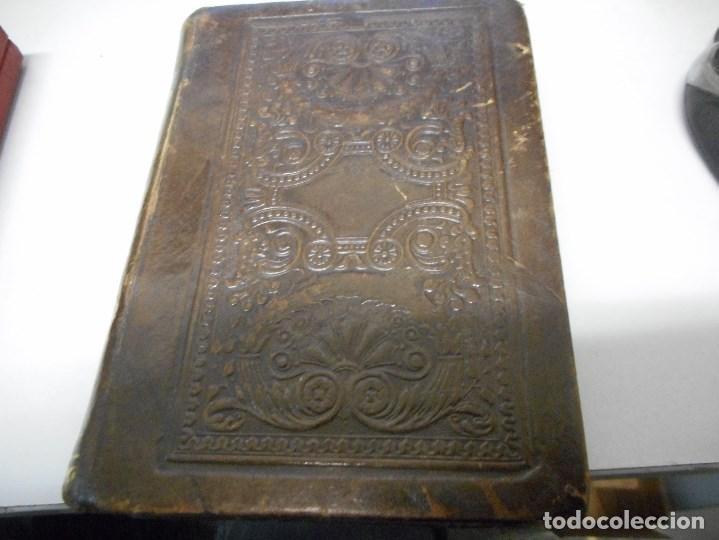 Libros antiguos: inedito y precioso libro 1857 impreso en la habana en piel muy buen estado - Foto 4 - 110128907