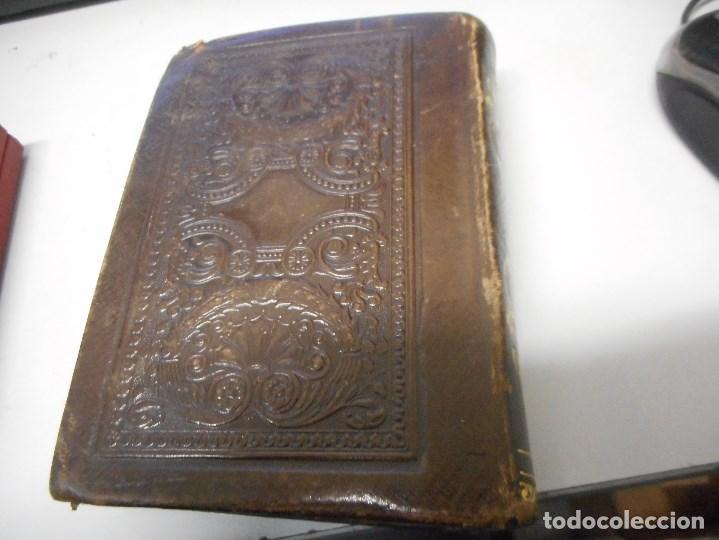Libros antiguos: inedito y precioso libro 1857 impreso en la habana en piel muy buen estado - Foto 5 - 110128907