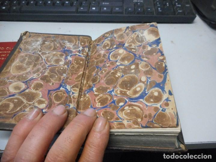 Libros antiguos: inedito y precioso libro 1857 impreso en la habana en piel muy buen estado - Foto 7 - 110128907