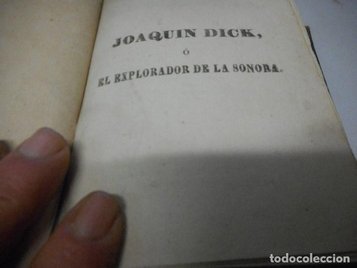 Libros antiguos: inedito y precioso libro 1857 impreso en la habana en piel muy buen estado - Foto 8 - 110128907