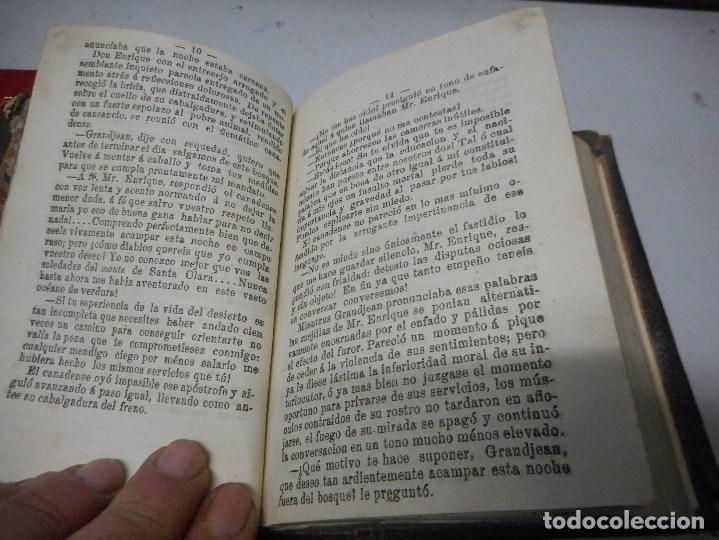 Libros antiguos: inedito y precioso libro 1857 impreso en la habana en piel muy buen estado - Foto 11 - 110128907