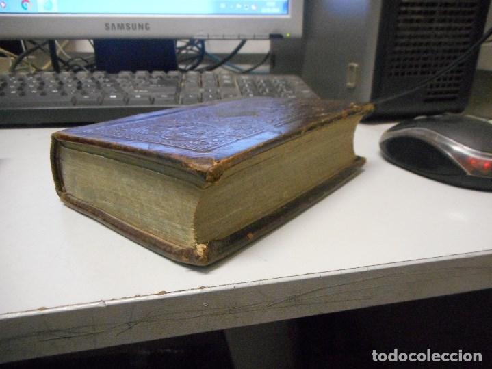 Libros antiguos: inedito y precioso libro 1857 impreso en la habana en piel muy buen estado - Foto 15 - 110128907