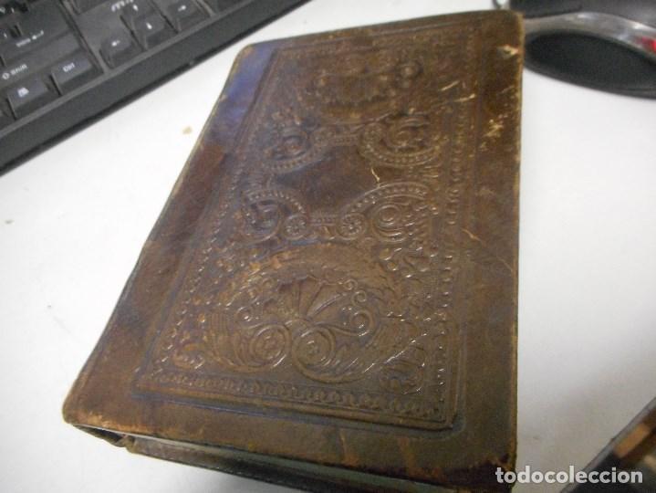 Libros antiguos: inedito y precioso libro 1857 impreso en la habana en piel muy buen estado - Foto 16 - 110128907