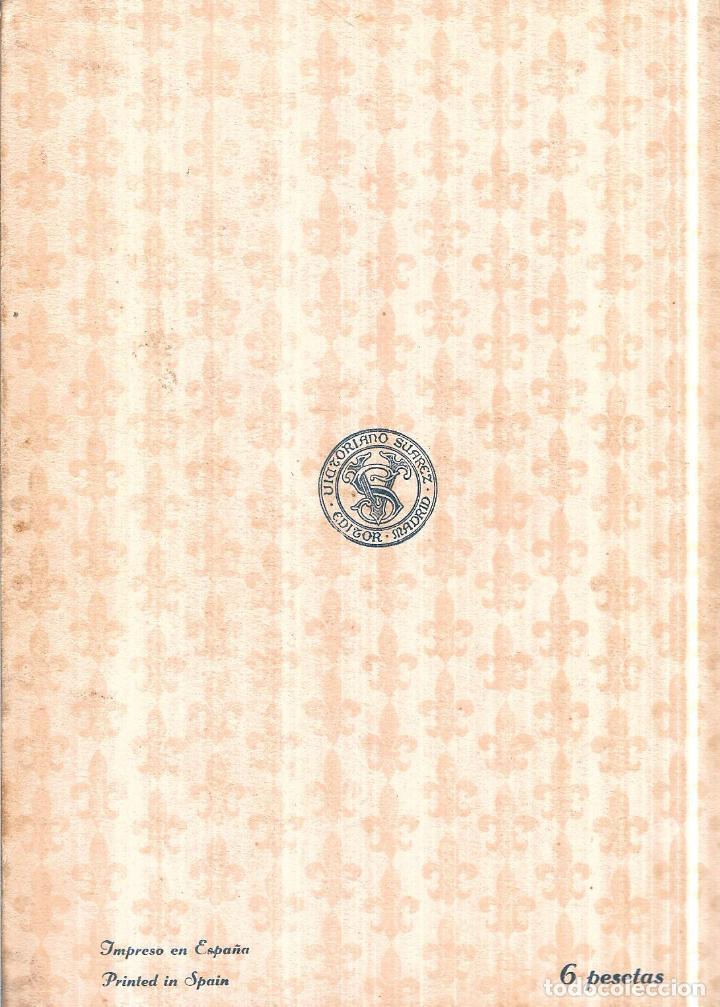 Libros antiguos: BODAS REALES. D. JUAN DE BORBON Y Dª Mª DE LAS MERCEDES. 1935. LIBRERIA GENERAL DE VICTORIANO SUAREZ - Foto 2 - 110532131