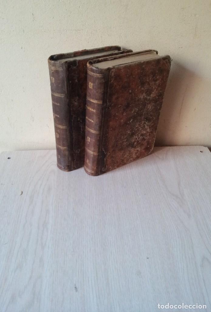 M. EUGENIO SCRIBE - PAQUILLO ALIAGA, O LOS MORISCOS EN TIEMPO DE FELIPE III - TOMO II Y III - 1846 (Libros antiguos (hasta 1936), raros y curiosos - Literatura - Narrativa - Novela Histórica)