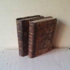 Libros antiguos: M. EUGENIO SCRIBE - PAQUILLO ALIAGA, O LOS MORISCOS EN TIEMPO DE FELIPE III - TOMO II Y III - 1846. Lote 111052511