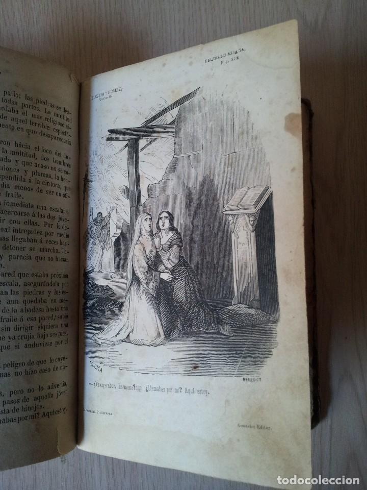 Libros antiguos: M. EUGENIO SCRIBE - PAQUILLO ALIAGA, O LOS MORISCOS EN TIEMPO DE FELIPE III - TOMO II Y III - 1846 - Foto 6 - 111052511