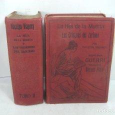 Libros antiguos: LOS CRIMENES DEL ZARISMO - GUERRI EDITORIAL ¡¡COMPLETA¡¡ O LOS CRIMENES DEL ZARISMO -VACETYN VIAPREY. Lote 112267159