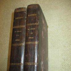 Libros antiguos: EL HÉROE Y EL CÉSAR, POR FLORENCIO LUIS PARREÑO, 1886, CON LÁMINAS CROMOLITOGRÁFICAS. Lote 112802751